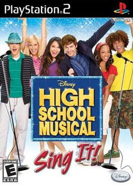 Picture of a game: High School Musical: Sing It!