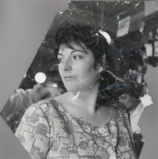 Henrietta Moraes British artists model