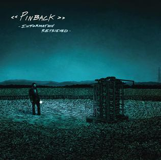 <i>Information Retrieved</i> 2012 studio album by Pinback