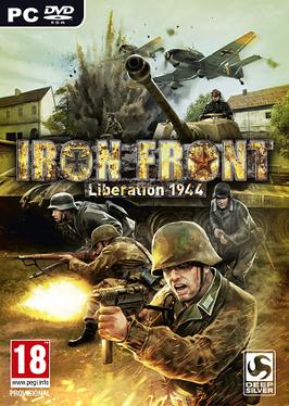 Iron front liberation 1944 wikipedia - Front de liberation des nains de jardins ...
