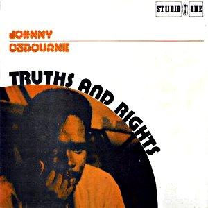 Johnny Osbourne Jealousy Heartache Pain