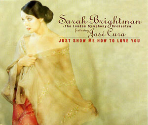 sarah brightman albums time to say goodbye