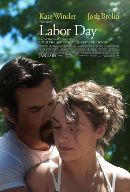 Poster for 2014 Oscars hopeful Labor Day