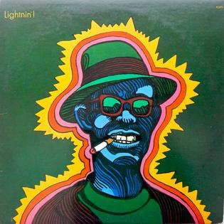 <i>Lightnin!</i> 1969 studio album by Lightnin Hopkins