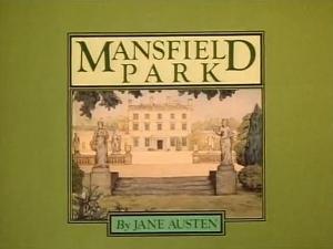 <i>Mansfield Park</i> (1983 TV serial) 1983 British television drama series