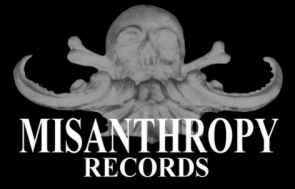 Misanthropy Records record label