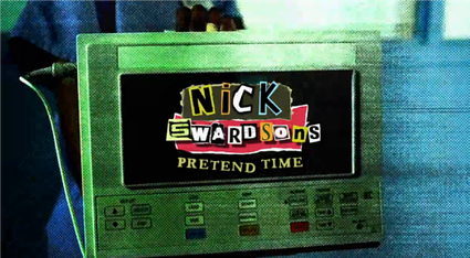 Picture of a TV show: Nick Swardson's Pretend Time