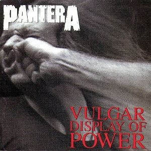 Vulgar Display of Power cover