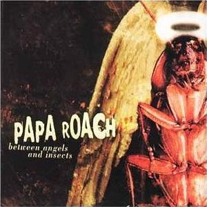 Between Angels and Insects 2001 single by Papa Roach