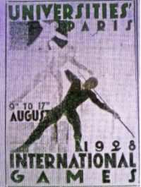 1928 Summer Student World Championships