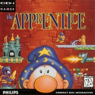 The apprentice nudality