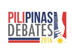 <i>PiliPinas Debates 2016</i> Series of presidential debates in the Philippines