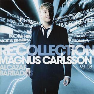 <i>Re:collection 93-08</i> 2008 compilation album by Magnus Carlsson