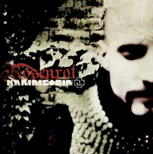 Cubra la imagen de la canción Rosenrot por Rammstein