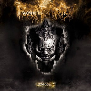 <i>Theogonia</i> (album) 2007 studio album by Rotting Christ
