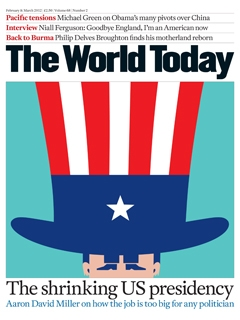 <i>The World Today</i> (magazine) British global affairs magazine