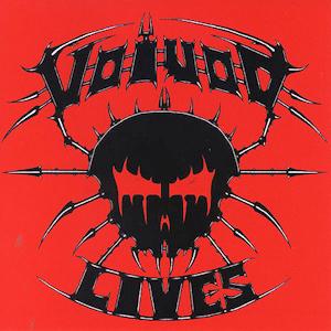 <i>Voivod Lives</i> live album