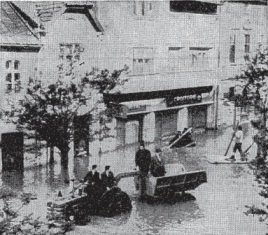 1970 floods in Romania