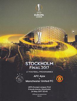 2017 Uefa Europa League Final Wikipedia