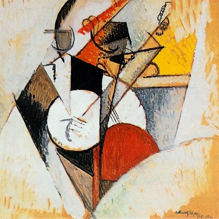 File albert gleizes 1915 composition pour jazz oil on for The craft of musical composition