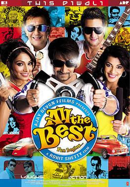 all the best bollywood movie