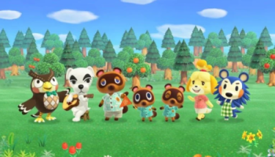 Characters In The Animal Crossing Series Wikipedia