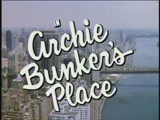 <i>Archie Bunkers Place</i> American television series 1979-1983