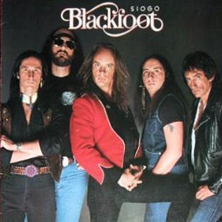 <i>Siogo</i> 1983 studio album by Blackfoot