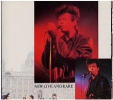 <i>New Live and Rare</i> extended play by Echo & the Bunnymen