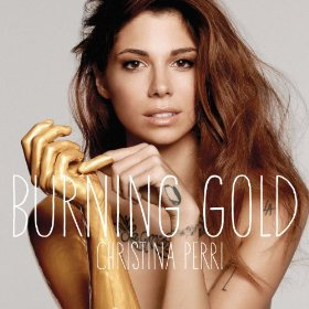 Christina Perri — Burning Gold (studio acapella)