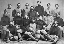 Colgate 1895 college football team