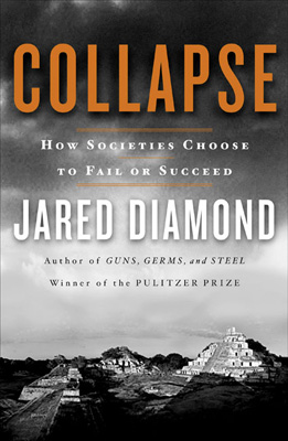 Image result for jared diamond collapse