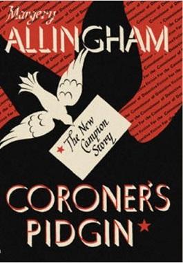 <i>Coroners Pidgin</i> novel by Margery Allingham