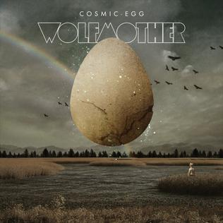 <i>Cosmic Egg</i> album by Wolfmother