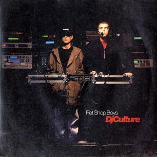 Imagem da capa da música DJ Culture de Pet Shop Boys