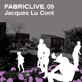 <i>FabricLive.09</i> 2003 compilation album by Jacques Lu Cont
