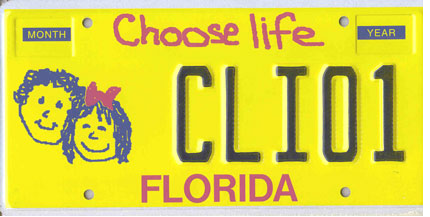 Choose Life License Plates Wikipedia