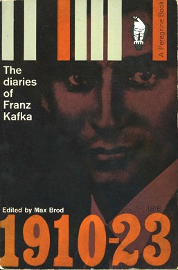 Picture of a book: Diaries, 1910-1923