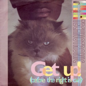 Technotronic - Get Up! (Before the Night Is Over) (studio acapella)
