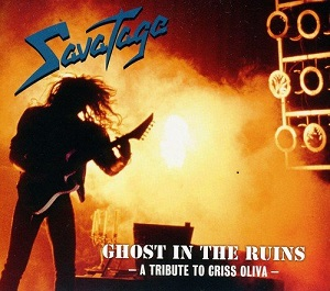 Ghost in the Ruins – A Tribute to Criss Oliva - Wikipedia