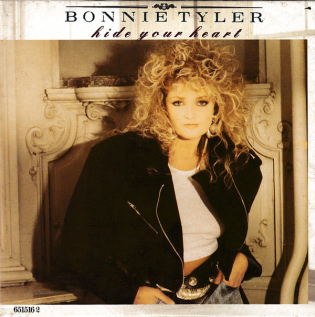 Hide Your Heart (song) single by Bonnie Tyler