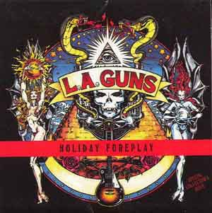 <i>Holiday Foreplay</i> 1991 EP by L.A. Guns