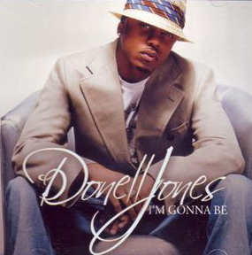 I M Gonna Be Donell Jones Song Wikipedia