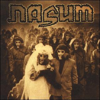 <i>Inhale/Exhale</i> (Nasum album) 1998 studio album by Nasum