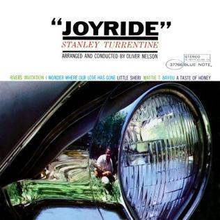 <i>Joyride</i> (Stanley Turrentine album) album by Stanley Turrentine