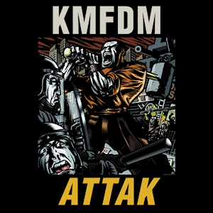 <i>Attak</i> album by KMFDM