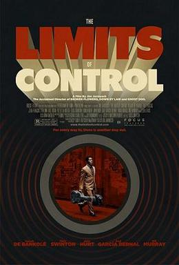 The Limits of Control (2009) movie poster