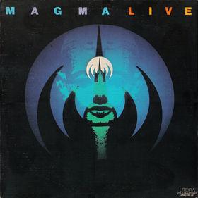 <i>Live/Hhaï</i> live album by Magma