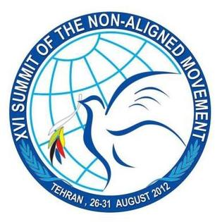 16th Summit of the Non-Aligned Movement 2012 summit in Tehran
