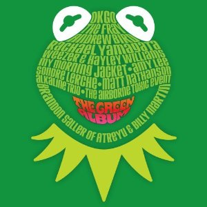 <i>Muppets: The Green Album</i> 2011 compilation album by Various artists
